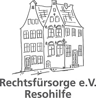 Das Logo der Resohilfe