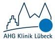 Das Logo der AHG Klinik Lübeck