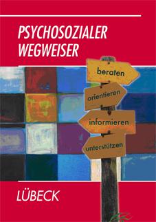 Broschüre Psychosozialer Wegweiser Lübeck